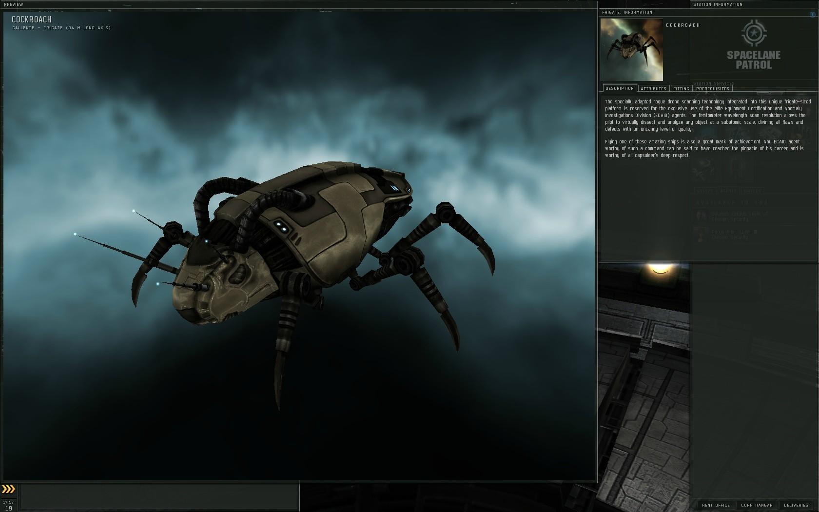 Eve Online Dominix Redesign Shoe